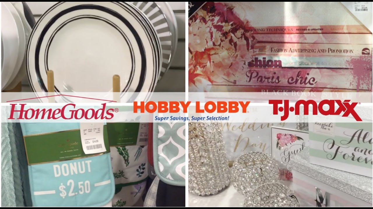 With Me 2017 Homegoods Tjma Marshalls Hobby Lobby Home Decor Spring Summer 08