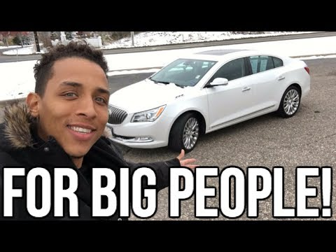 2016 Buick LaCrosse Review!! From A Tall Guys Perspective..