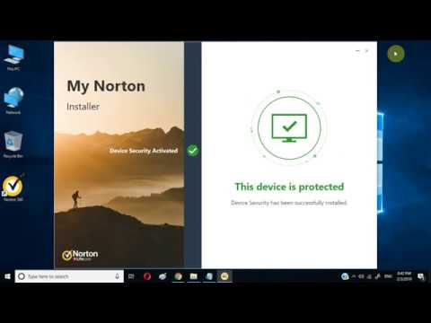 How To Install Norton 360