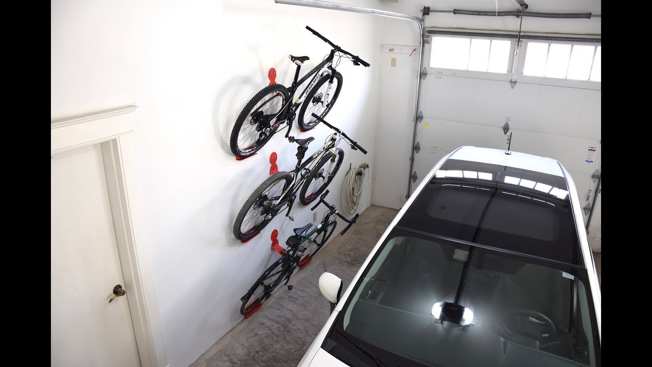 DaHANGER Cycling Storage Solutions