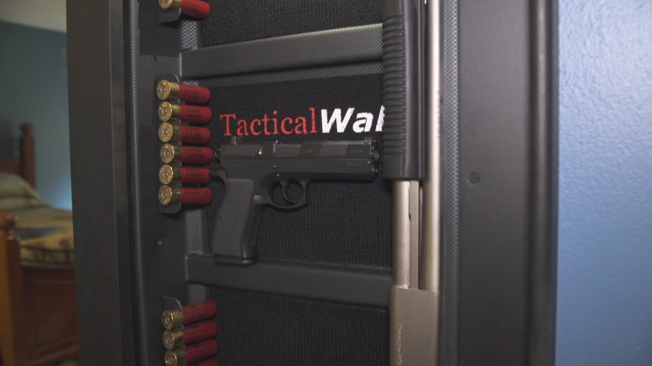 Tactical walls hidden in plain sight youtube amipublicfo Image collections