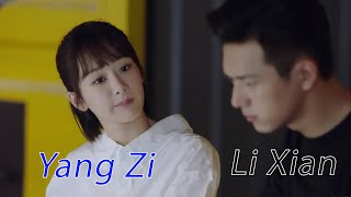 Go Go Squid Actress - Li Xian And Yang Zi