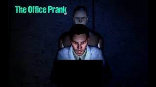 "So I installed a mod for Portal 2... - The Office ""Prank"": Mannequins (part 1)"