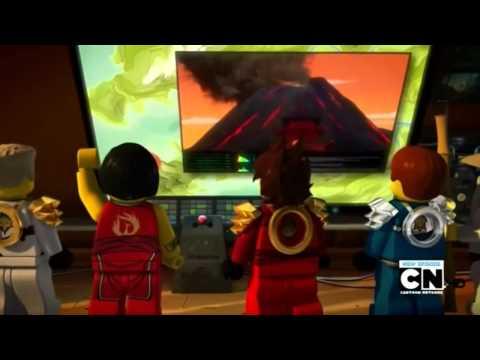 Лего Ниндзяго 2 сезон 10 серия - Зеленый ниндзя