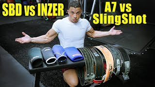 The BEST Weight Lifting Belts Sleeves and Wrist Wraps