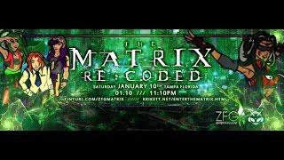 DopplerDeflect - 2015-01-10 - The Matrix ReCoded (Breaks DJ Set)