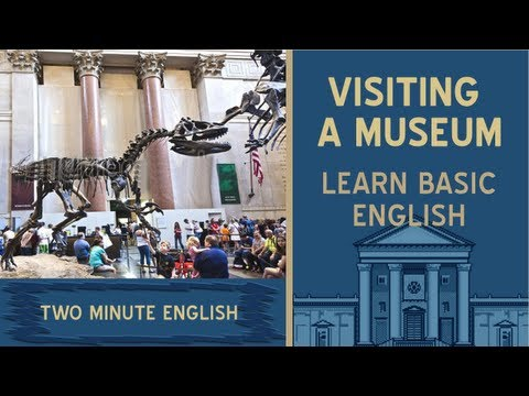 Visiting a Museum