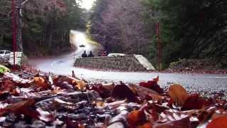 Essais Lo Fiego Rallye de l'Ardèche 2015