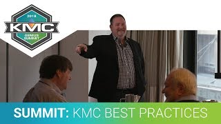 2018 KMC Genius Summit: KMC Update and Best Practices, Part 1