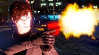 Das LEUCHTPISTOLEN Battle in GTA Online!