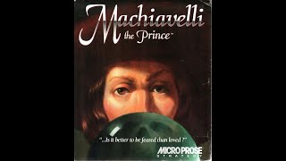 Walkthrough : Machiavelli aka The Merchant Prince - Part One