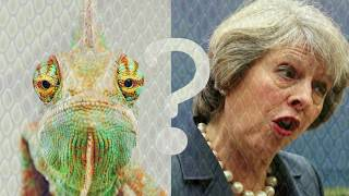 Is Theresa May a Lizard