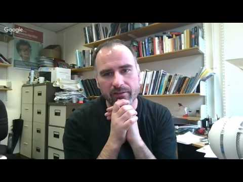 Prof Philip Moriarty - Online Discussion (Sexual Dimorphism, Bullying, Anonymity Online etc)