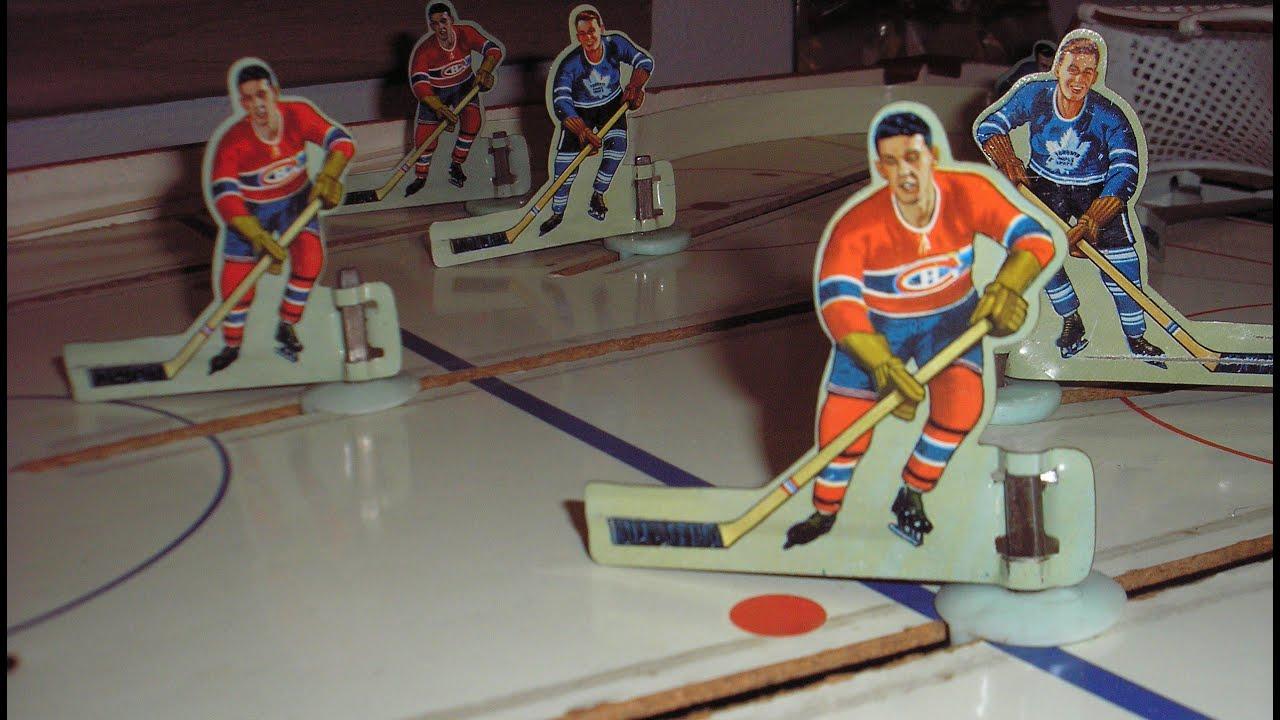 Vintage table hockey - Vintage Table Hockey 38