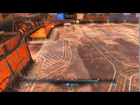 Rocket League Arse Save