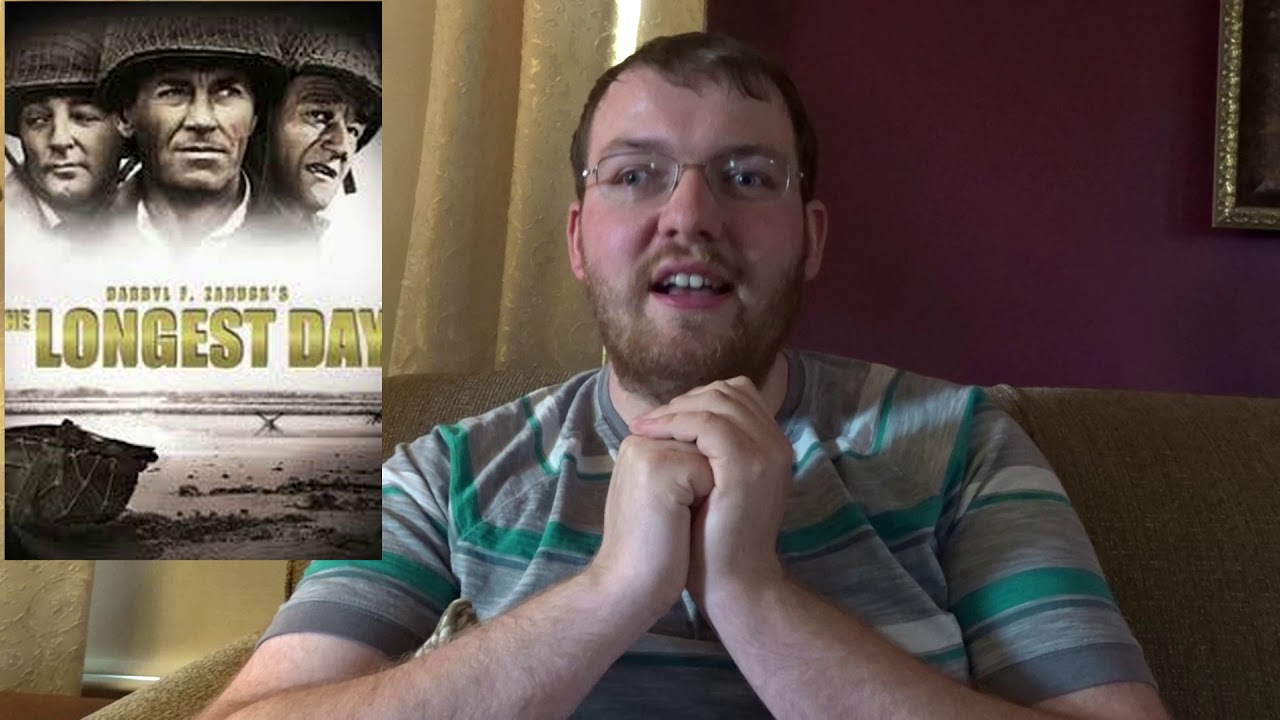 The Longest Day- Martin Movie Reviews| An Ambitious War Classic
