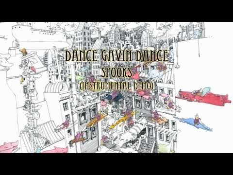 Dance Gavin Dance (& Zachary G) - Spooks (live instrumental DEMO)