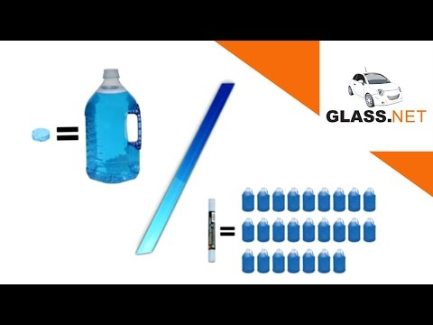 Windshield Washer Tablets: How to Best Clean Your Dirty Windshield