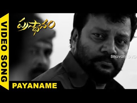 Prasthanam Movie Song -  payaname Video Song - Sharvanand,Sai Kumar,Sundeep Kishan,Ruby Pariha