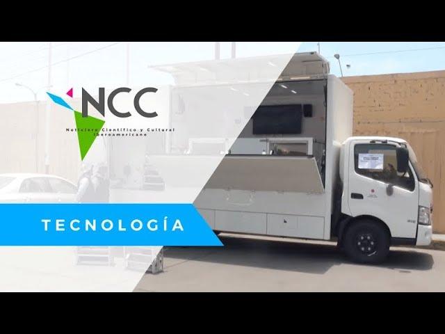 Perú implanta vehículos de simulación de sismos