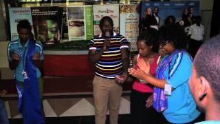 Nakumatt Rwanda Shop and Win Promotion Grand Draw 2014 (KCT Branch)