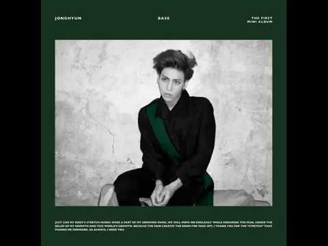 Jonghyun 종현SHINee   데자 부 Deja Boo Feat  Zion T Full Audio The 1st Mini Album 'B