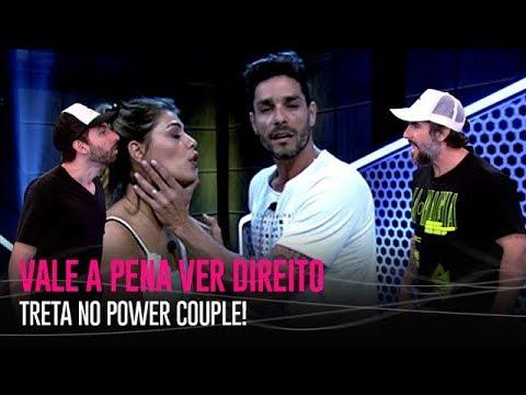 TRETA NO POWER COUPLE! PQ O AFASTAMENTO DO CASAL ESTAVA PREMEDITADO