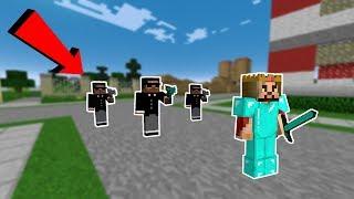 ZENGİN'in KORUMALARI İHANET EDİYOR! 😱 - Minecraft