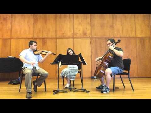 Amazing Grace - String Trio - Wedding Song Sample.