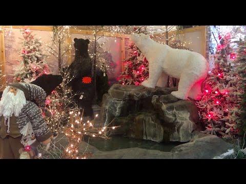 Decorators Warehouse Tour 2016 Texas' Number 1 Christmas Store