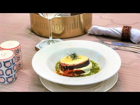 Kitchen Idol: Eggplant & Mozzarella Stacks Recipe