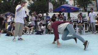 Ami vs ISSEI BEST4 BREAK / The Session Shibuya 2016 STREET GAMES