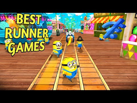 Top 10 Best Endless Running Games For Android And IOS 2019||2020 [New!]