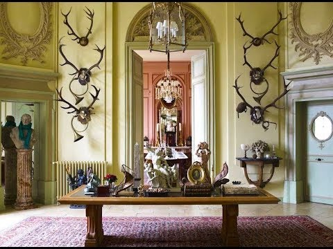 At Home in France with Timothy Corrigan at Chateau du Grand-Lucé