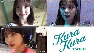 Download TWICE「Kura Kura」MV Member Making Video #Unit1