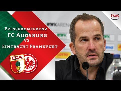 18/19 // Pressekonferenz // FCA unterliegt Frankfurt