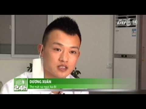 VTC14_Trung Quốc: chàng trai trẻ làm nghề mát-xa ngực bà đẻ_12.08.2013