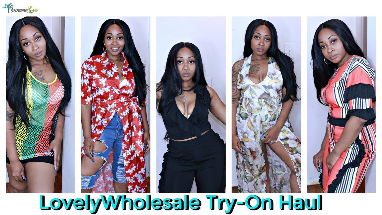 507ec1d6371 IS LOVELYWHOLESALE A SCAM  ! LOVELYWHOLESALE CLOTHES TRY- ON HAUL ...