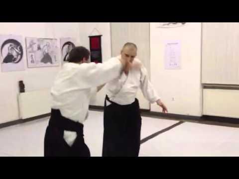 Iwama Style or Takemusu Aikido Szombathely 2