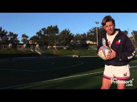 Rugby Lessons On Video 12: Rucks & Mauls