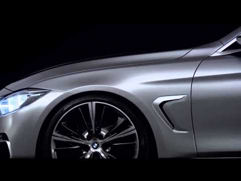BMW 4 Series Coupe Concept (F32) Official Video