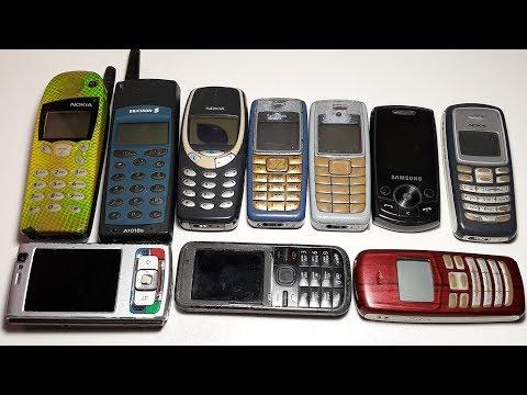 Телефоны по 10 гривен. Что можно купить за эту цену на аукционе Ericsson A1018s, Nokia N95