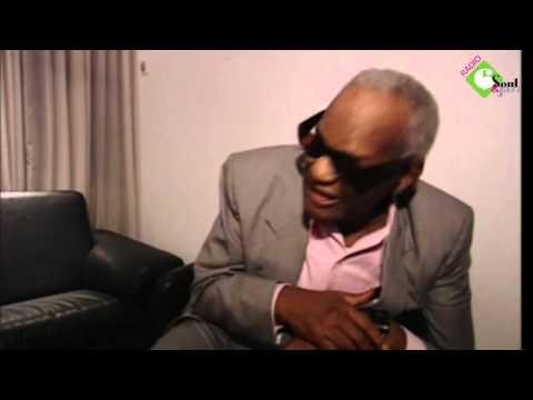 Interview Ray Charles (North Sea jazz 1997)