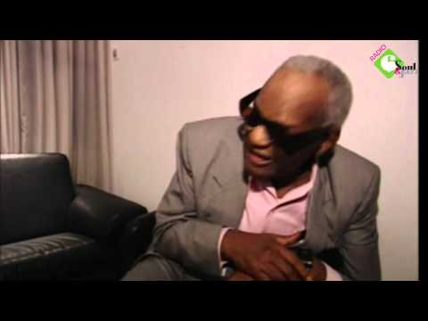 Interview Ray Charles   North Sea Jazz 1997   NPO Soul en Jazz