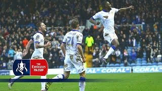 Leeds 2-0 Rotherham - Emirates FA Cup 2015/16 (R3) | Goals & Highlights(Leeds 2-0 Rotherham - Emirates FA Cup 2015/16 Third Round. Highlights from the Third Round of the 2015/16 Emirates FA Cup match between Leeds and ..., 2016-01-10T12:00:00.000Z)