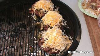 Hell Burger Bacon Cheeseburger recipe