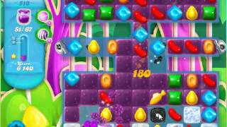 Candy Crush Soda Saga level 513