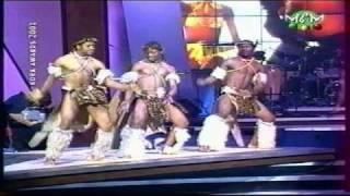 Kora 2001 - Brenda Fassie & Awilo Longomba awarded