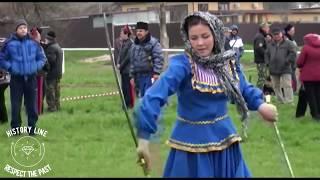 Cossack \u0026 Caucaus Sword Dance 🎧 Kozak, Kafkas Kılıç Dansı ⭐️ казак Танец Меча 👍 Oysya, you oysya