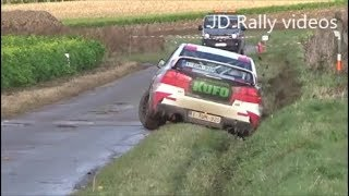 Rally van Zuid Limburg 2018  Spins and Mistakes